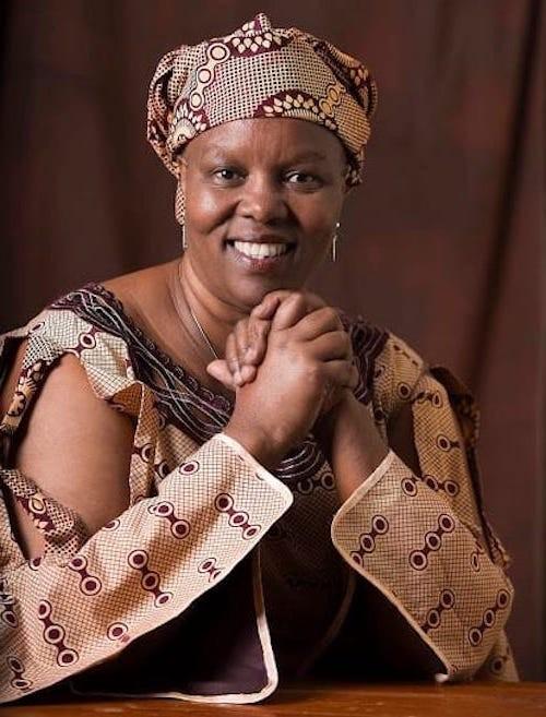 Digital Marketing Content Services | Training Data | Data Management - Reactionpower IWD-Wanjiku-Kironyo Celebrating International Women's Day!