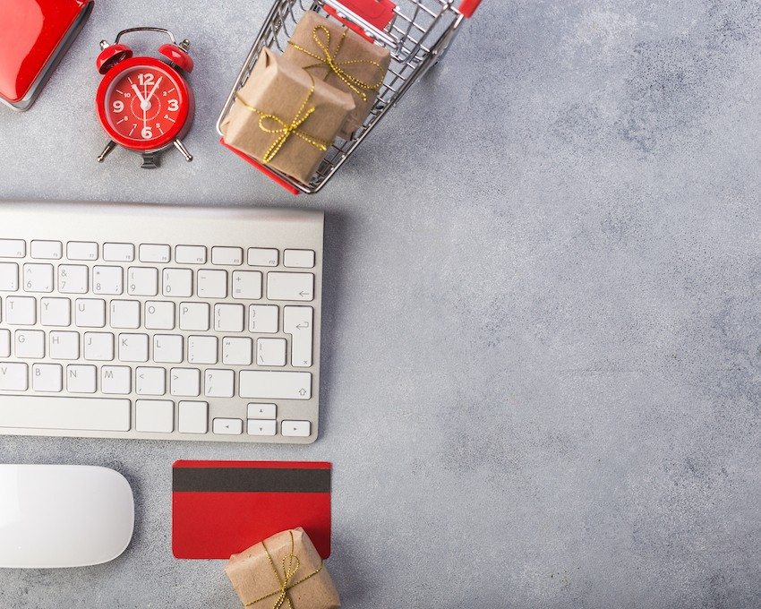 Digital Marketing Content Services | Training Data | Data Management - Reactionpower Thrive-Post-Pandemic-Online-Shopping Blog