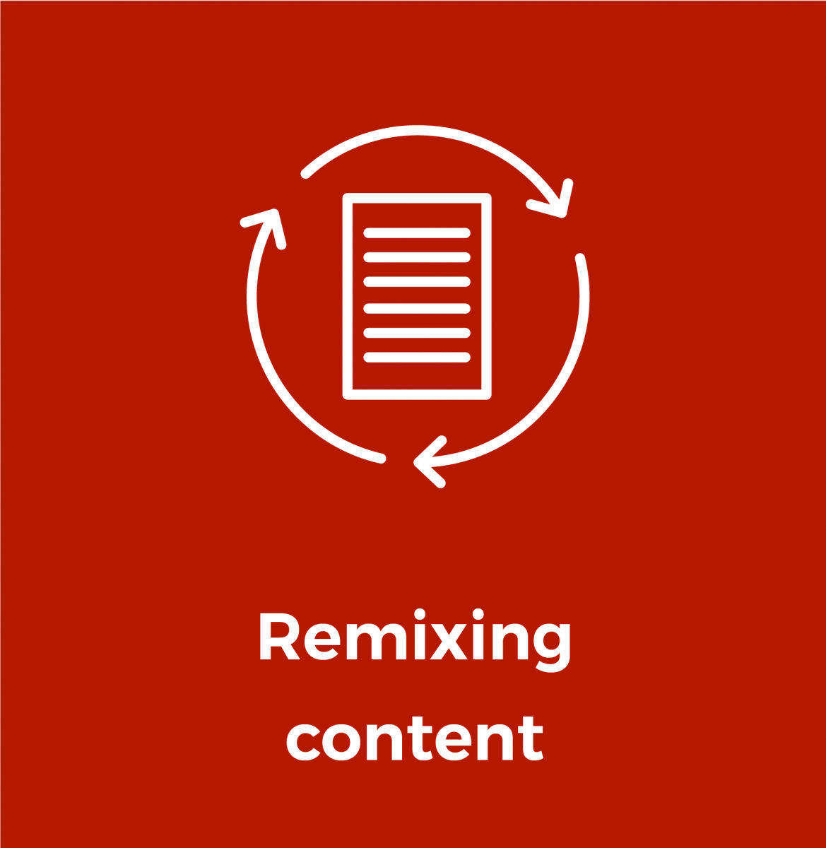 Digital Marketing Content Services | Training Data | Data Management - Reactionpower Blog-elements-03 TimelessMarketing Tips